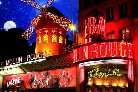 Bateaux Mouches - Moulin Rouge Tickets Plus Sightseeing Cruise - Save 0%