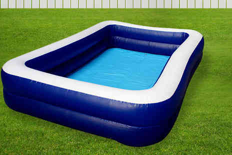 Alliance Redi - Eight Person Family Paddling Pool - Save 0%
