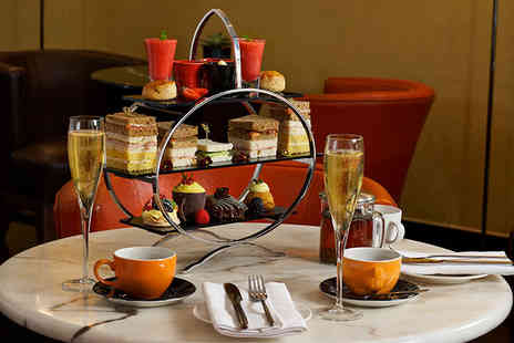 Millennium Knightsbridge - Traditional afternoon tea for two with a glass of Prosecco - Save 52%