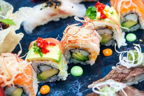 Kiru London - Four course Japanese meal for two with a bottle of Prosecco to share  - Save 65%