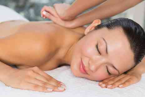 Angelic Touches Beauty Salon - 25 Minute Swedish Massage and 15 Minute Facial - Save 54%