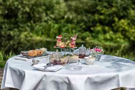 Quorn Country Hotel - AA Rosette Award Afternoon Tea with Tea Selection Presentation - Save 35%