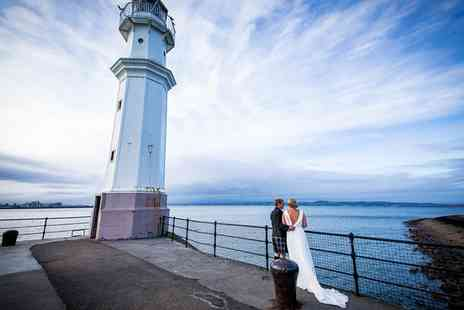 DH Photography - Six Hour Wedding Photography Package with an Optional Photobook - Save 0%