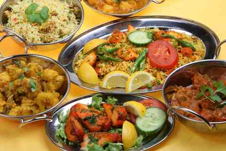 Spices Indian Restaurant - Two Course Meal For Two or Four - Save 58%