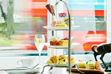 PL Hotel - Queens Afternoon Tea & Cocktail on Park Lane - Save 0%
