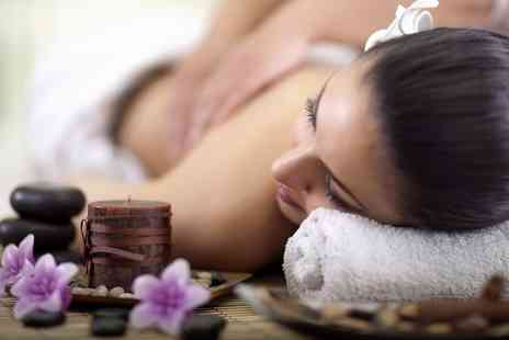 Sloane Avenue Spa - Choice of Massage Including Aromatherapy, Indian Head and Hot Stone Massage - Save 62%