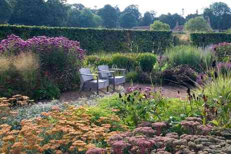 Scampston Walled Garden - Scampston Walled Garden Entry For Two or a Family  - Save 50%