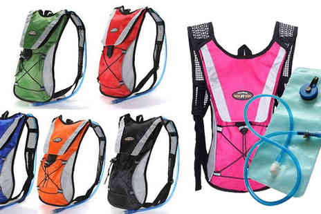 Eblacksquare - Hydration Backpack in 6 Colours - Save 52%