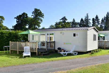 Eurocamp - Seven night self catered mobile home break in France for a family of up to six - Save 43%