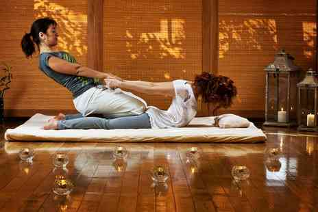 Traditional Thai Massage Therapy - One Hour Traditional Thai Massage - Save 53%