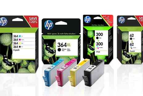 Crazy Kangaroo - HP Ink Cartridges With Free Delivery - Save 0%
