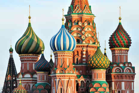 The Two Capitals Of Russia - Five Star 7 nights Stay in Standard Rooms as per itinerary - Save 0%