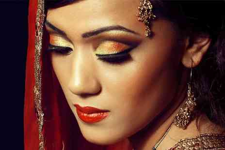 Mia Thompson make up artist - Asian Bridal Make Up Masterclass with MAC Products for One, Two or Three - Save 77%