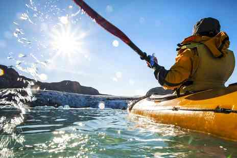 Fluid Adventures - Two Hour Kayaking Experience for Up to Four - Save 0%