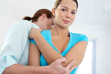 Taylor Chiropractic - One Hour Chiropractic Consultation with Two 30 Minute Treatments - Save 75%