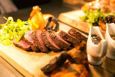Beef & Pudding - £50 voucher to spend on food - Save 50%