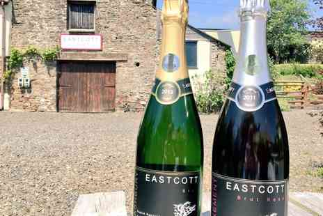 Eastcott Vineyard - Vineyard and Winery Tour for Two - Save 40%