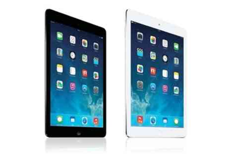 Clickwrap - Refurbished Apple iPad Air Wi Fi 16GB or Wi Fi Plus 4G With Free Delivery - Save 0%