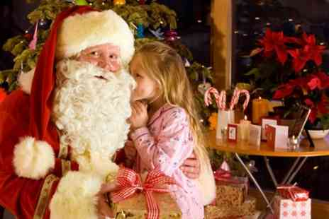 The Shandon Hotel and Spa - One or Two Night Winter Wonderland Stay For Family of 4 With Breakfast and Santa Visit  - Save 49%