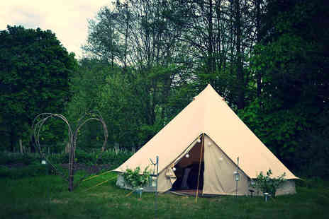 Browning Bros Glamping - Four nights Stay in a Tipi - Save 0%