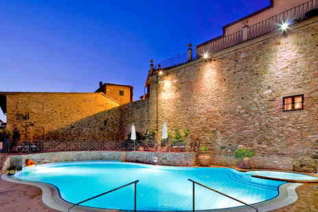 UNA Palazzo Mannaioni - Four Star 5 nights Stay in a Junior Suite - Save 53%