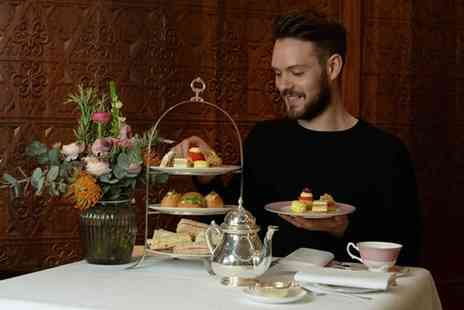 Guoman Hotels - Right Royal Afternoon Tea for two in collaboration with John Whaite - Save 50%