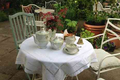Pembroke Farm Gardens - Afternoon Tea with Garden Entry for Two  - Save 0%