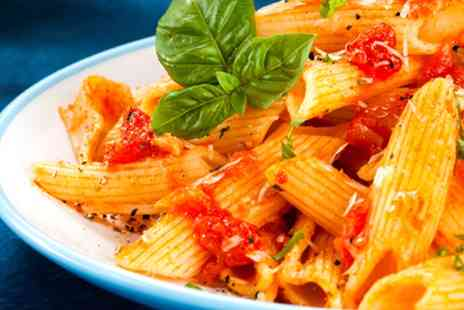 Caffe Latino - Three Course Italian Meal for Two or Four - Save 48%