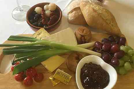 The Talbot Suite - Ploughmans Platter with a Drink for Two or Four - Save 0%