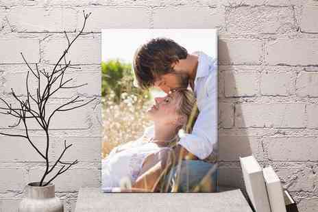 UK Photo Gifts - Personalised Canvas - Save 0%