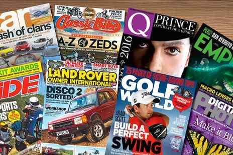 Bauer Consumer Media - Magazine Subscription With Free Delivery - Save 59%