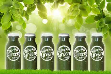 Super Eleven Shake - Three or Five Day Super Green Juice Cleanse Programme - Save 78%