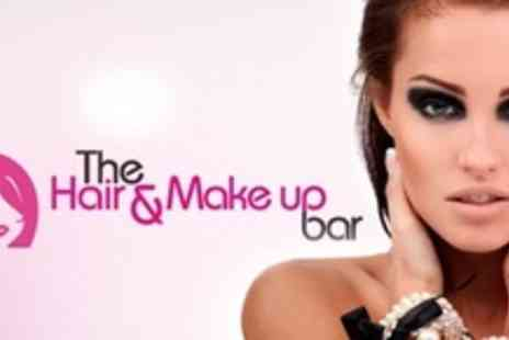 The Hair and Makeup Bar - Special Occasion Make Up Application For Two - Save 59%