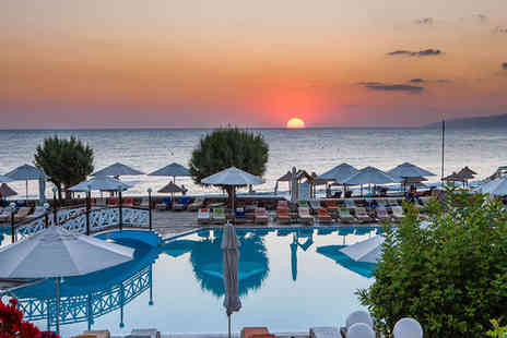 Creta Maris - Five Star 10 nights Stay in a Deluxe Sea View Main Building - Save 38%