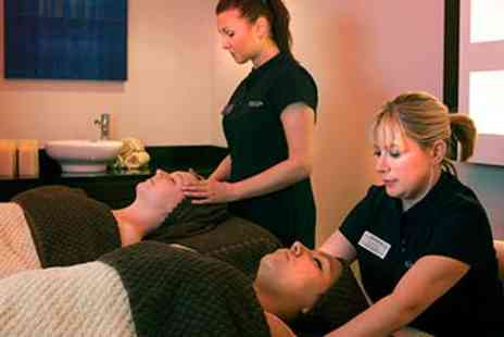 Clarice House - Deluxe Choice Spa Day for Two - Save 47%