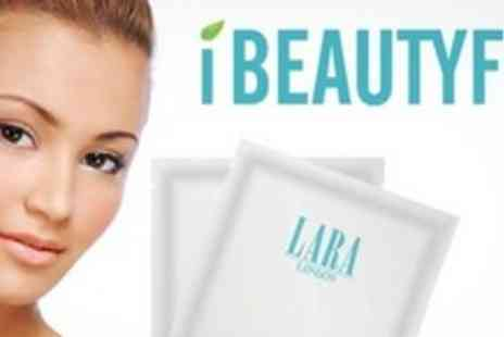iBeautyFix - Five �Silk Protein' Facemasks - Save 73%