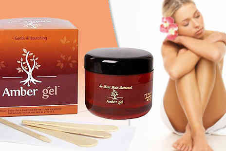 Amber Gel - Amber Light Hair Removal Set - Save 32%