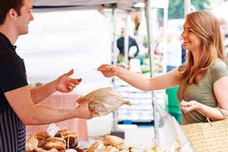 The Great British Food Festival  - Summer Food Festival Entry for 2  - Save 50%