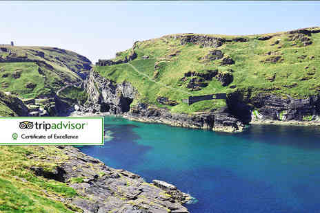 Pentire Haven Holiday Park - Standard camping pitch for two, three or four nights for four people - Save 72%