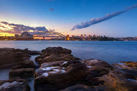 Deluxe Breaks - Seven nights in Sydney or 10 nights in Sydney and Cairns or 12 nights in Sydney, Cairns and Melbourne Stay - Save 24%