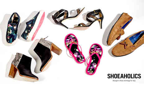 Shoeaholics -  £20 voucher to spend at Shoeaholics.com  - Save 50%
