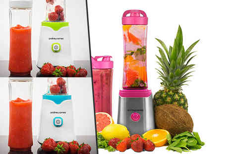 Andrew James - Sports smoothie maker or family fit smoothie maker - Save 30%