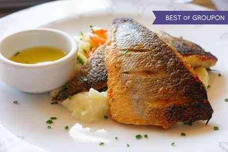 Latitude Restaurant - Choice of Main Course for Two or Four - Save 41%