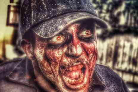 Zombie Bootcamp - Four Hour Zombie Themed Experience for Two or Four - Save 50%