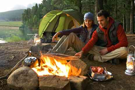 Sunrise Bushcraft - Feast and Forage Experience for One or Two - Save 58%