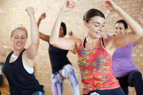 QuickFit - Choice of Ten 30 Minute Fitness Classes - Save 53%
