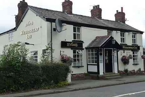 The Wheatsheaf - Two Course Steak Meal - Save 51%