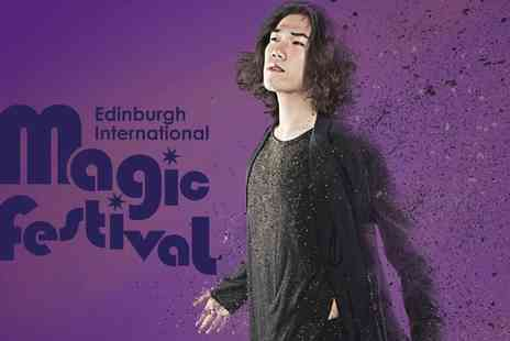 Edinburgh International Magic Festival - Ticket to MagicFest Gala Show at Festival Theatre, 8 July - Save 50%