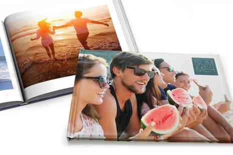 Printerpix - Oriana Padded Cover Photobook - Save 77%