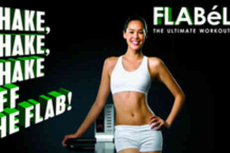Partick-U-Lar Cutz - Shake up your regime and get a bikini body with month�s use of a FLABeLOS vibration plate - Save 81%